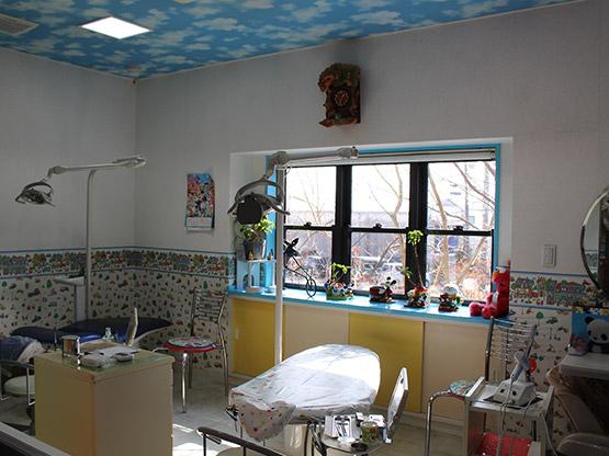小児用診療室